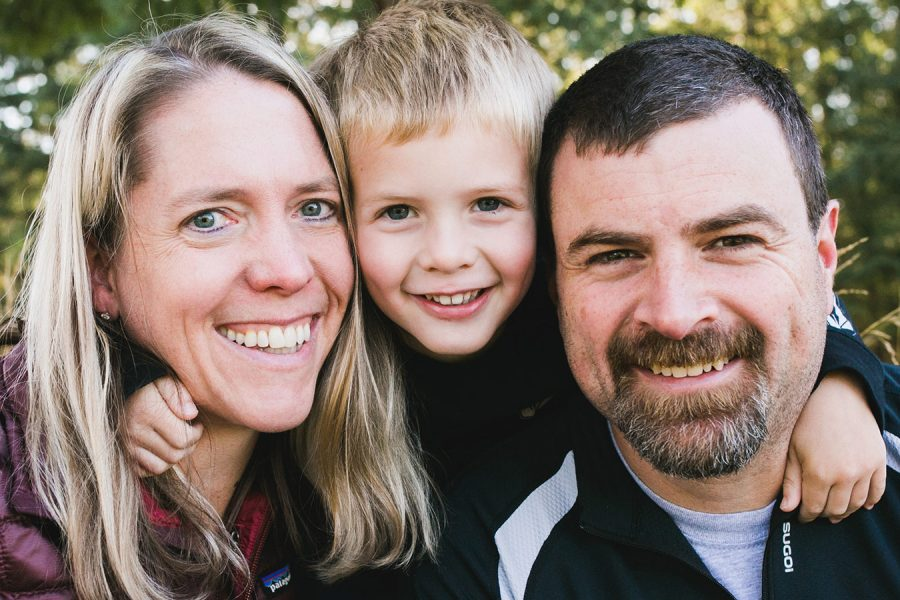 Family Photographer in Eugene, Oregon