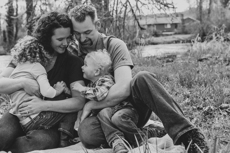 Eugene, Oregon Family Photographer